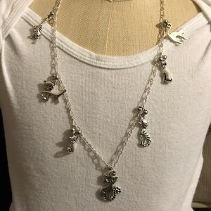 Jewelry - Cats charm necklace